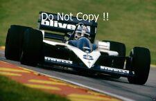Derek Warwick Brabham BT55 British Grand Prix 1986 Photograph 2