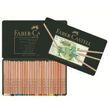 Faber-Castell Colour Pencil PITT Pastel Tin 36 Colours Professional