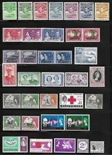 Collection of Old Stamps - Basutoland