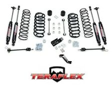 "TeraFlex TJ 4"" Suspension Lift Kit w/ 9550 Shocks for 97-06 Jeep Wrangler TJ LJ"
