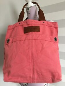 Abercrombie & Fitch canvas bag