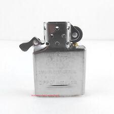 Original Zippo utilisation insert chrome pour Regular Zippo Briquets NEUF
