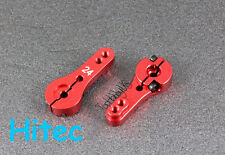5pcs 24T M3 Aluminum Servo Horn Arm Hitec for RC 1:8 1:10 Model Car (US Seller)