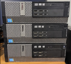 Dell Optiplex 9020 SFF i5-4670 128GB SSD 8GB RAM