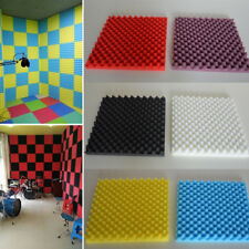 50*50*3cm Acoustic Soundproof Sound Stop Absorption Pyramid Studio Sponge Board