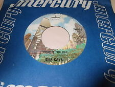 Bar-Kays: Today Is The Day / Loving You Is My Occupation 45 - Soul