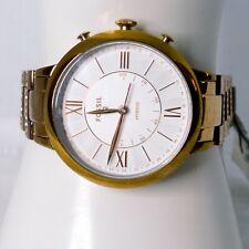 "FTW5010 Fossil Q Jacqueline Women's watch Rose Gold 36 mm 6.5"" Hybrid"