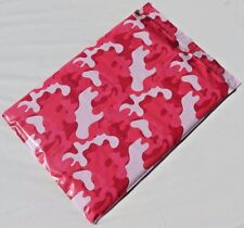 25 10x13 Pink Camouflage army CAMO Poly Mailers Custom Shipping Boutique Bags