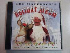 THE GOVERNOR'S HOLIDAY ALBUM FEATURING DAVID EHRLICH 17 SONG XMAS PROMO RARE CD