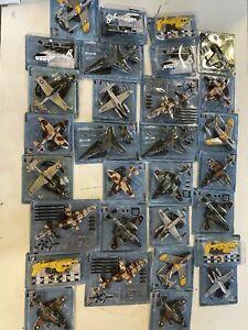 1:100..Fabbri Italeri--30 Flugzeuge / Jets / Hubschrauber in OVP// 30 flugz