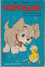 TOPOLINO N. 413 27 OTTOBRE 1963-