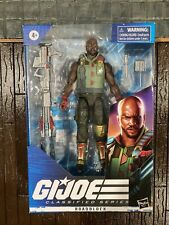 GI Joe Classified Series - ROADBLOCK 6? Action Figure - Hasbro NEW
