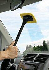 Windshield Auto Car Glass Cleaner Wiper, Long Handle USA SELLER