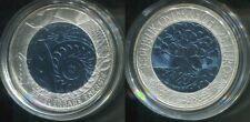 ÖSTERREICH 2010 - 25 Euro in Silber/Niob, stgl.  - ERNEUERBARE ENERGIE