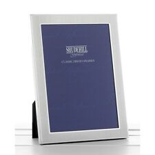 Plain Silver Frame 4 X 6 Shudehill Photo Picture Gift Novelty Homewares