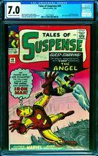 Tales of Suspense #49 CGC 7.0 -- 1964 - 1st X-Men Crossover Iron Man #2027755025