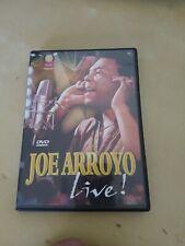 Joe Arroyo - Live (DVD, 2004)