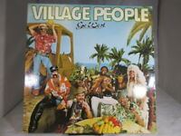 VILLAGE PEOPLE GO WEST (VG+) NBLP-7144 LP VINYL RECORD NM cover VG+