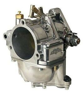 ULTIMA R-2 CARBURETOR REPLACES S&S HARLEY SOFTAIL DYNA TOURING SPORTSTER INDIAN