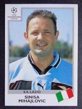 Panini Champions League 1999-2000 - Sinisa Mihajlovic (SS Lazio) #5