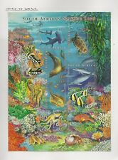 MARINE LIFE CORAL REEF (675+70 M/SHEETS) WRITTEN UP COLLECTION MAJORITY 2000-15