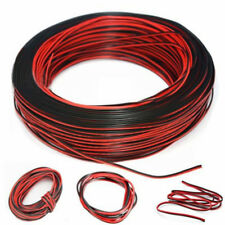 2Pin 10m Car Motorcycle Electric Wire Cable Red/Black Connector For Led Light$-$