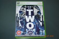 Army of Two Xbox 360 UK PAL **PLAYABLE ON XBOX ONE**