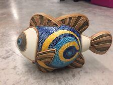 1984 GOEBEL LARGE Fish Figurine Antique Art Collectible Decoration