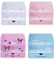 Hello Kitty / My Melody...Cosmetic Rack (S) Sanrio Official Japan
