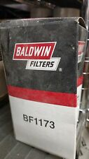 BALDWIN FILTERS BF1173 In-Line Fuel Strainer, 3-31/32x1-29/32 In