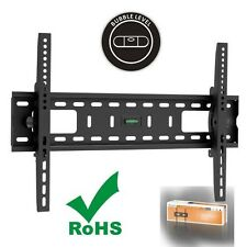 LCD PLASMA FLAT PANEL TILT TV WALL MOUNT BRACKET for 32 37 40 42 46 50 52 60 bm8