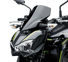 2017 KAWASAKI Z900 / Z900 ABS SMOKED WIND DEFLECTOR - 99994-0834