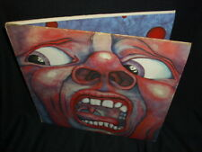 LP: King Crimson - In The Court Of The Crimson King - SD8245 (USA) 1969