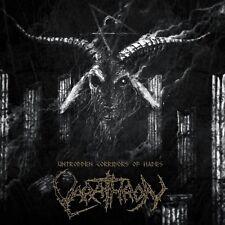 Varathron - Untrodden Corridors of Hades CD 2014 black metal Greece Agonia