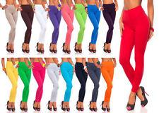 Markenlose Damenhosen aus Baumwolle in Übergröße
