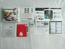 MARIO KART 7 NINTENDO 3DS GAME & UNSCRATCHED CLUB CARD GOOD CONDITION