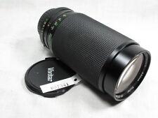 VIVITAR 35-200mm F3-4.5 PENTAX K(A) MOUNT GOOD