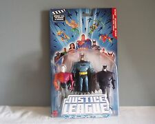 Batman Metamorpho Wildcat Episode 451 Justice League Unlimited Action Figures