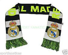 Real Madrid Scarf Reversible Bar Gray White Neon New Season Ronaldo 7