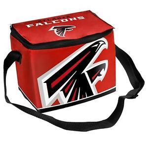 Atlanta Falcons Insulated soft side Lunch Bag Cooler New - BIg Logo
