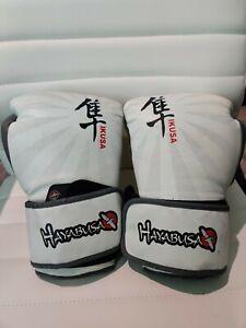 Hayabusa Boxing Gloves 12 OZ-IKUSA Great condition RARE