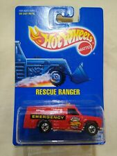 New Hot Wheels 1991 Rescue Ranger 5145 Toy Vehicle