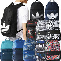 ADIDAS ORIGINALS CLASSIC BACKPACKS - ADIDAS SCHOOL BAGS - UNISEX BACKPACKS