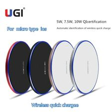 QI 10W MAX Wireless Fast Charge For iPhone X 8 11 Samsung Galaxy s10 s10+ s9 s9+