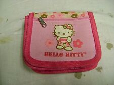 Hello Kitty Vintage Perfect Pink Wallet