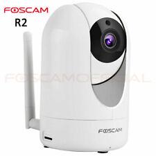 Foscam Refurbished R2white Full HD 1080P WiFi IP Camera Pan Tilt 8X Digital Zoom
