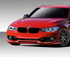 12-15 BMW 3 Series 4DR F30 Duraflex K-Sport Front lip 1pc Body Kit 109354