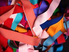 Grosgrain ribbon 1-1/2 inch 50 yards, 2 yards of 25 colors Super deal Lot B