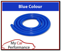 10mm ID Silicone Vacuum Hose Blue - 1 Metre