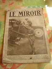 Le miroir 1919 MONTABAUR CAMBRAI